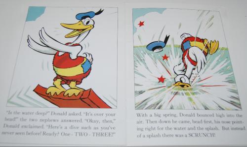 Disney donald duck 4