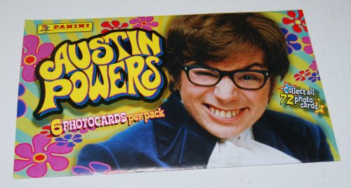 Austin powers photo cards