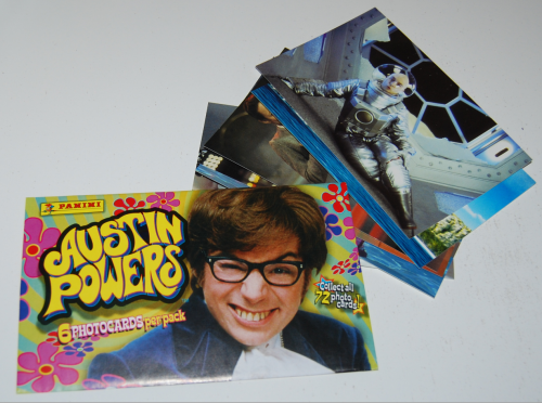 Austin powers photo cards 5