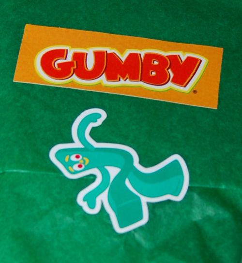 Gumby day x