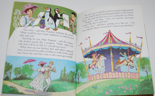 Little golden book mary poppins 5