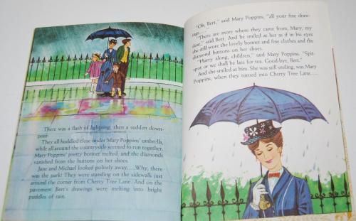 Little golden book mary poppins 7