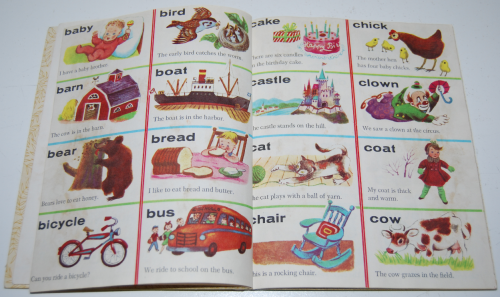 Little golden book picture dictionary 2