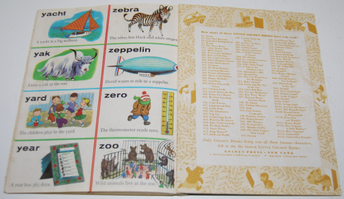 Little golden book picture dictionary 7
