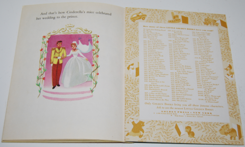 Little golden book cinderella's friends 9