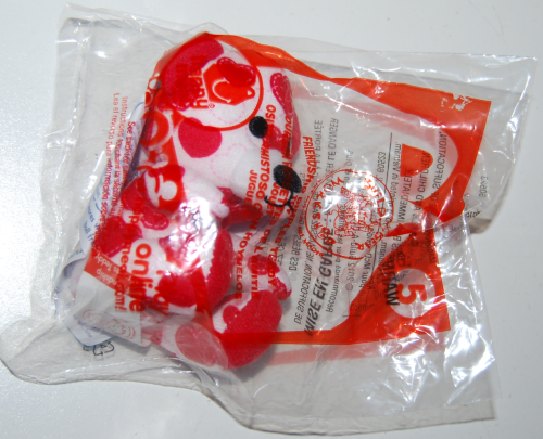Happy meal toy build a bear 6