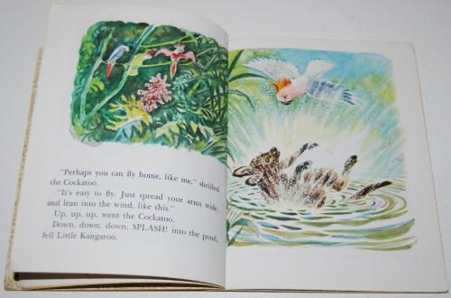 Little golden book hop little kangaroo 5