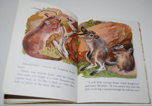 Little golden book hop little kangaroo 6