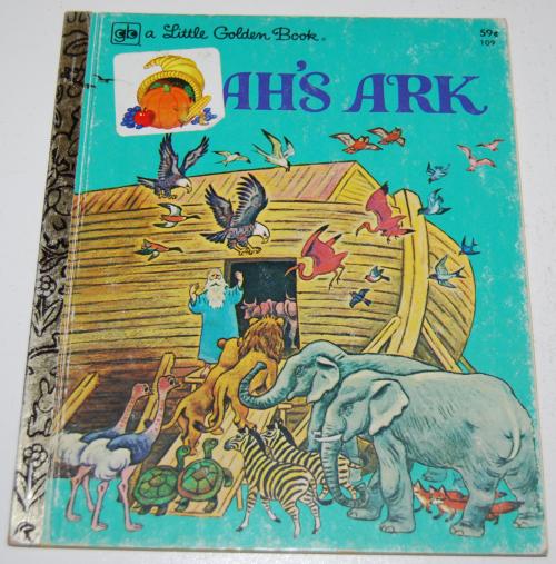 Little golden book noah's ark