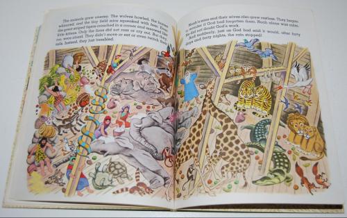 Little golden book noah's ark 7
