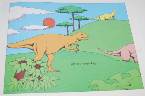 Scholastic dinosaurs 4