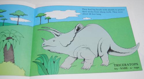 Scholastic dinosaurs 6