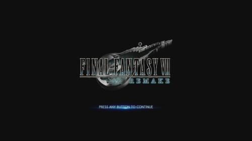 Ff7 remake 2