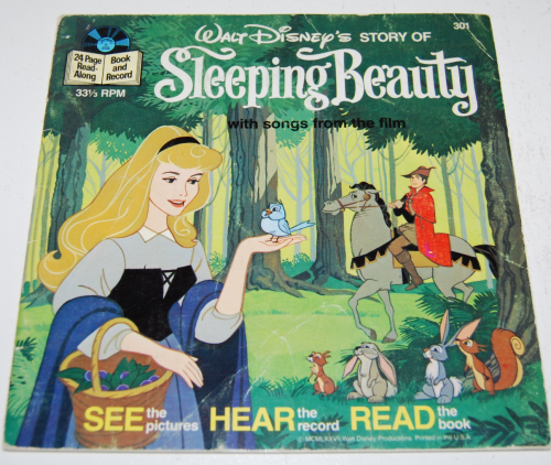 Disney sleeping beauty