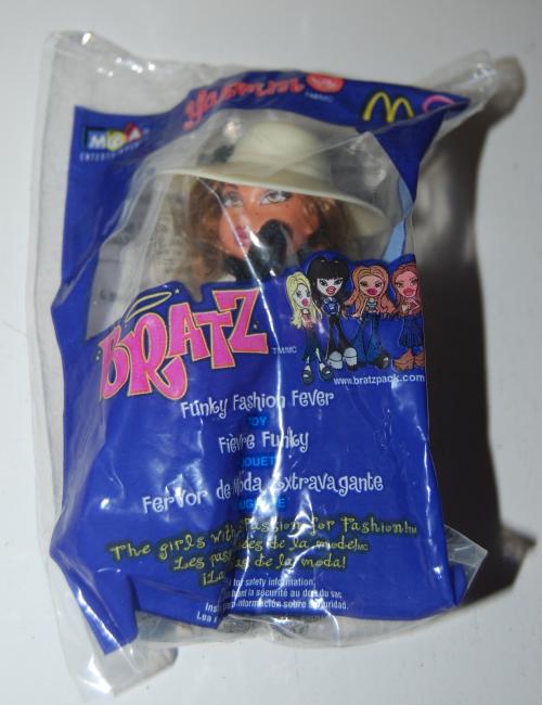 Happy meal toy bratz