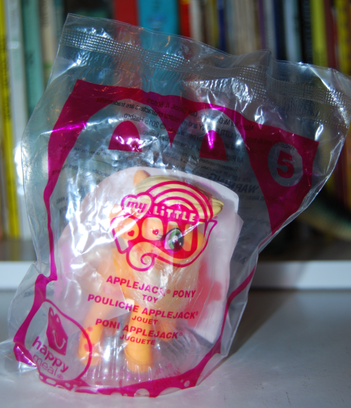 Happy meal toy my little pony 9