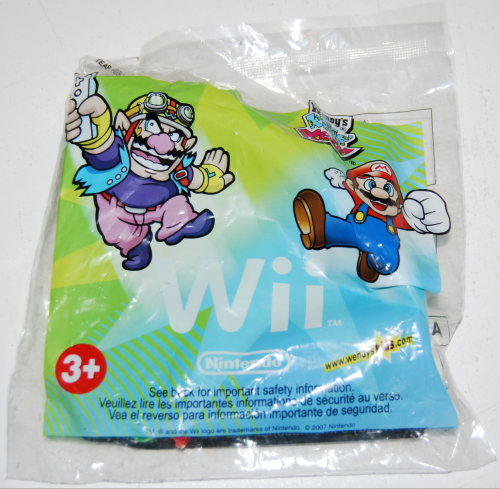 Wendy's kids meal wii