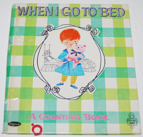 When i go to bed book