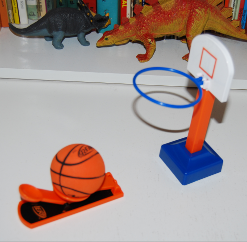Jack in the box kids meal nerf toy 4