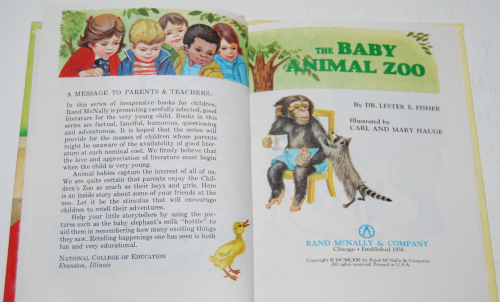 Baby animal zoo 2