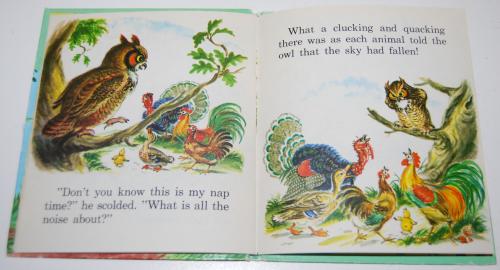 Whitman chicken little 7