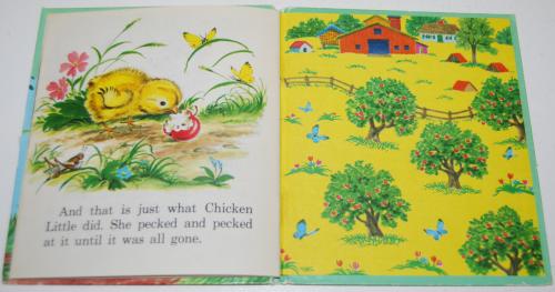 Whitman chicken little 10