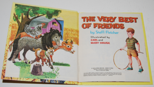 The very best of friends 1