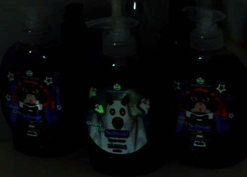 Halloween soap x