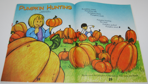 Humpty dumpty magazine 8