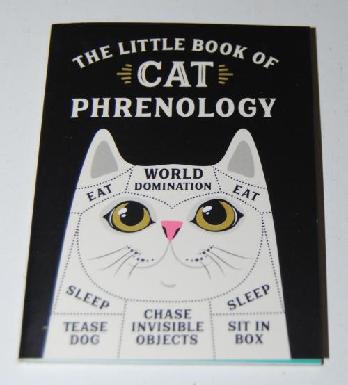 Phrenology cat book x
