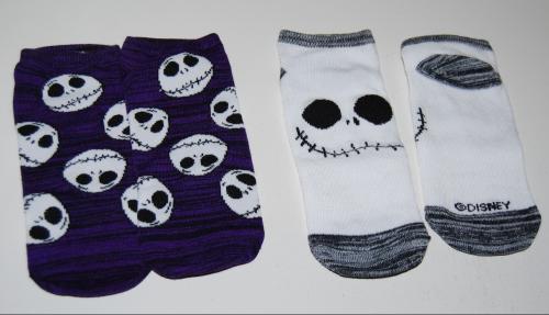 Nightmare before christmas 12 days of socks 8