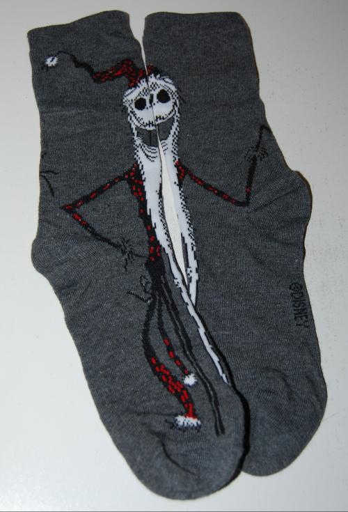 Nightmare before christmas 12 days of socks 9