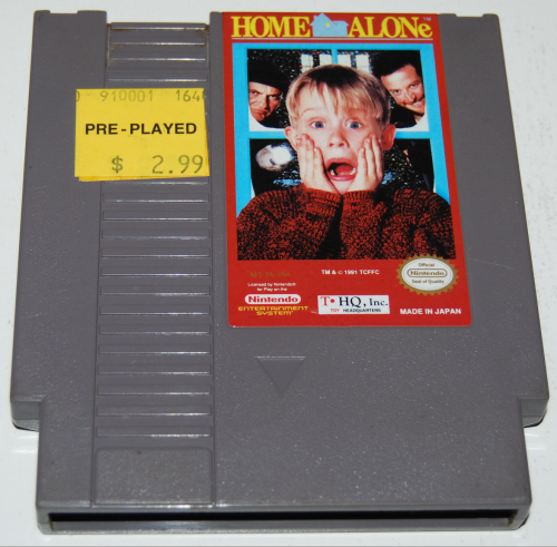 Nes home alone