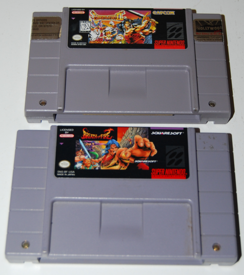 Snes breath of fire