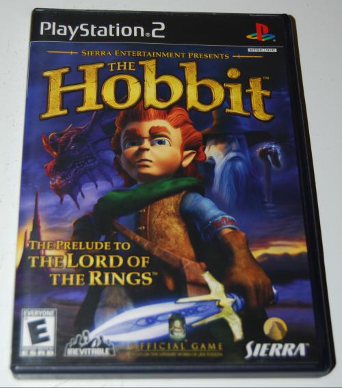 Ps2 hobbit