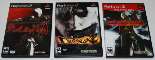 Ps2 devil may cry