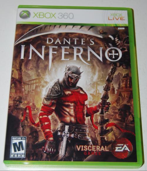 Xbox dante's inferno
