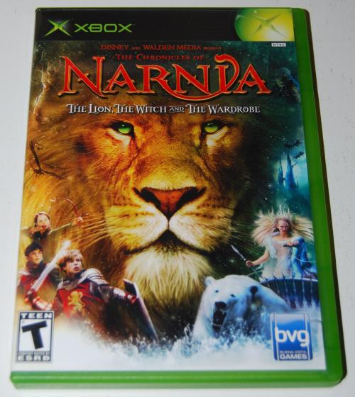 Xbox narnia
