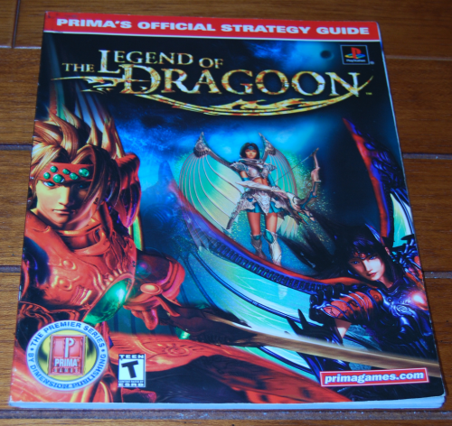 Legend of dragoon guide