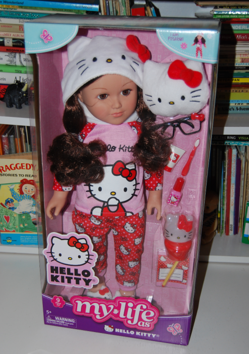 My life hello kitty doll