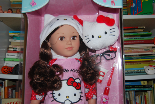 My life hello kitty doll 1