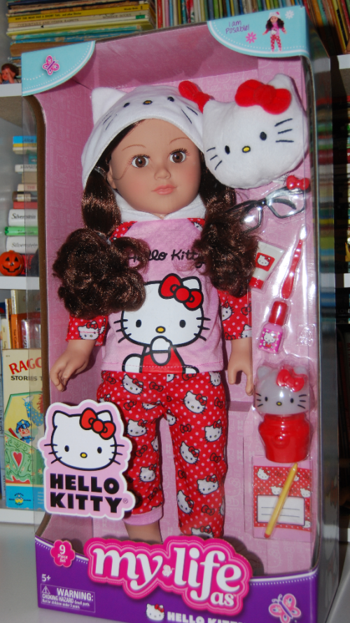My life hello kitty doll x