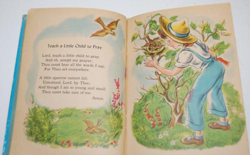Prayers story hour book vintage 6