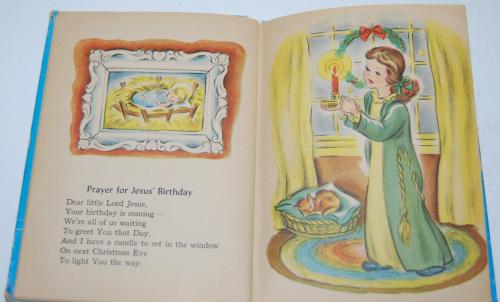 Prayers story hour book vintage 11