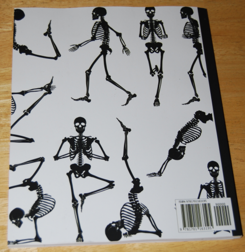 Yoga skeletons journal x
