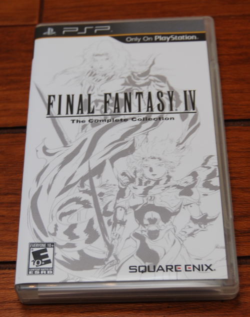 Final fantasy psp 2
