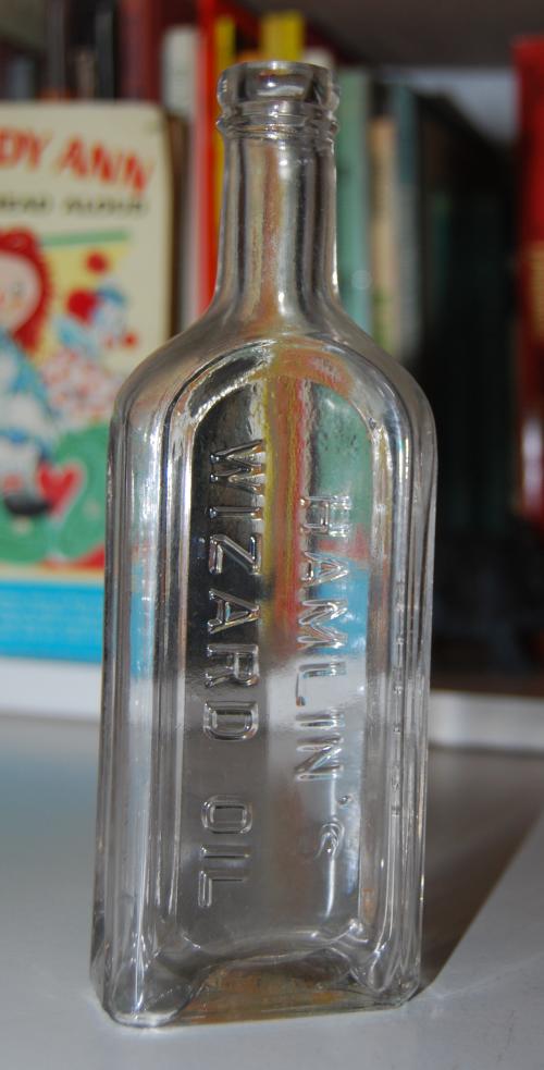 Hamlin wizard oil