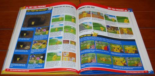 Pokemon trainer's guide 6