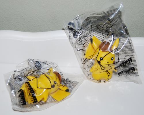 Detective pikachu prize