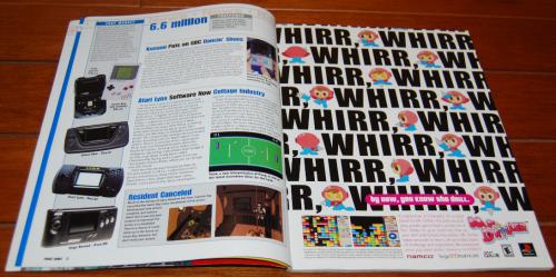Pocket games magazine 3